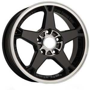 Купить Angel Rapide 609 BD R16 W7 PCD5x112 ET38 DIA66.6