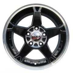 Купить Angel Rapide 709 BD R17 W7.5 PCD5x112 ET40 DIA66.6