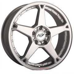 Купить Легковой диск ANGEL Rapide 509 S R15 W6.5 PCD5x100 ET35 DIA57.1