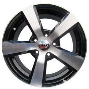 Купить DISLA Formula 503 BD R15 W6.5 PCD5x100 ET35 DIA67.1