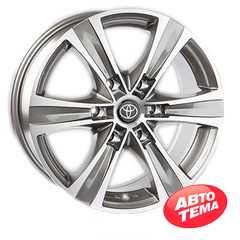 Купить JT 1331 GM R17 W7.5 PCD6x139.7 ET30 DIA67.1