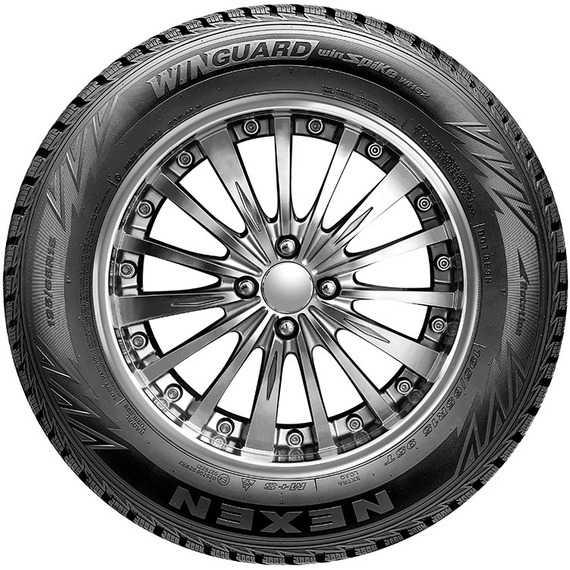 Зимняя шина NEXEN Winguard WinSpike WH62 - Интернет-магазин шин и дисков с доставкой по Украине GreenShina.com.ua