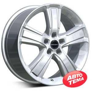 Купить BORBET MA Brilliant Silver R17 W7.5 PCD5x112 ET50 DIA72.6