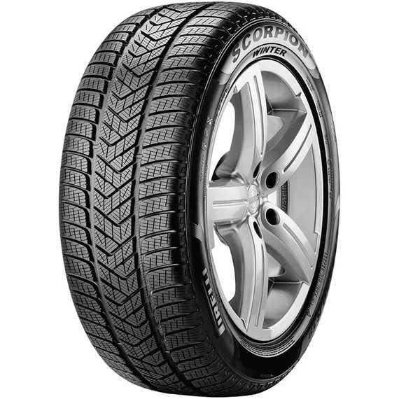 Купить Зимняя шина PIRELLI Scorpion Winter 255/55R18 109H Run Flat