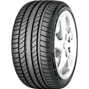 Купить Летняя шина CONTINENTAL ContiSportContact 205/55R16 91Y