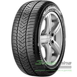 Купить Зимняя шина PIRELLI Scorpion Winter 235/55R19 101H Run Flat