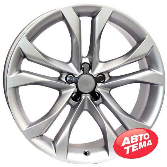 Купить WSP ITALY Seattle W563 Silver R18 W8 PCD5x112 ET47 HUB66.6
