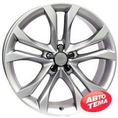 Купить WSP ITALY Seattle W563 Silver R18 W8 PCD5x112 ET39 HUB66.6