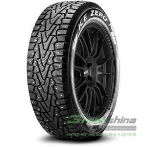 Купить Зимняя шина PIRELLI Winter Ice Zero 255/45R18 103H (Шип)