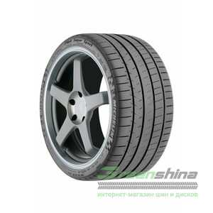 Купить Летняя шина MICHELIN Pilot Super Sport 245/35R19 89Y Run Flat