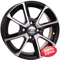 Купить TECHLINE 438 BD R14 W5.5 PCD4x100 ET43 DIA60.1