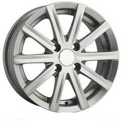 Купить Легковой диск ANGEL Baretta 405 S R14 W6 PCD4x98 ET37 DIA67.1