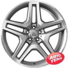 Купить WSP ITALY ISCHIA W774 SILVER POLISHED R20 W8.5 PCD5x112 ET45 DIA66.6