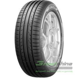 Купить Летняя шина DUNLOP SP Sport BluResponse 205/50R17 89H