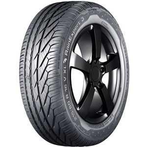 Купить Летняя шина UNIROYAL RainExpert 3 SUV 235/60R16 100V