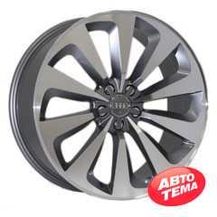REPLICA AUDI M248 MG - Интернет-магазин шин и дисков с доставкой по Украине GreenShina.com.ua