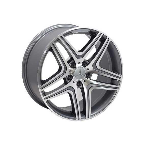 REPLICA MERCEDES BK206 GP - Интернет-магазин шин и дисков с доставкой по Украине GreenShina.com.ua