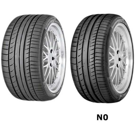 Купить Летняя шина CONTINENTAL ContiSportContact 5 295/40R22 112Y