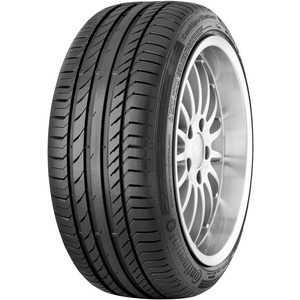 Купить Летняя шина CONTINENTAL ContiSportContact 5 SUV 255/45R19 100V