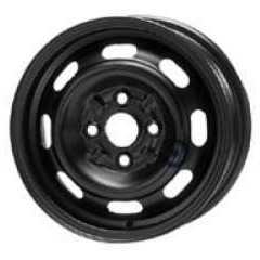 Купить KFZ 7250 Black R14 W6 PCD5x100 ET37 HUB57