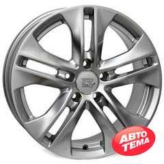 Купить WSP ITALY Camerota ME64 W764 SILVER R17 W8 PCD5x112 ET38 HUB66.6