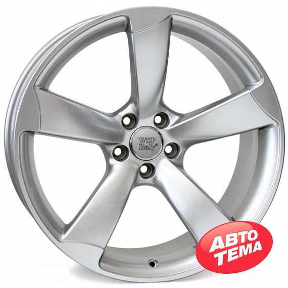 Купить WSP ITALY GIASONE W567 HYPER SILVER R18 W8 PCD5x112 ET26 HUB66.6