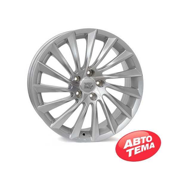 WSP ITALY Giulietta W256 SILVER POLISHED - Интернет-магазин шин и дисков с доставкой по Украине GreenShina.com.ua