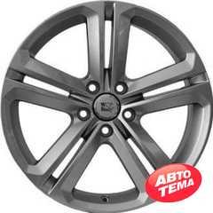 Купить WSP ITALY XIAMEN W467 DULL SILVER R17 W7 PCD5x112 ET39 HUB57.1
