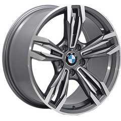 REPLICA BMW BK707 GP - Интернет-магазин шин и дисков с доставкой по Украине GreenShina.com.ua