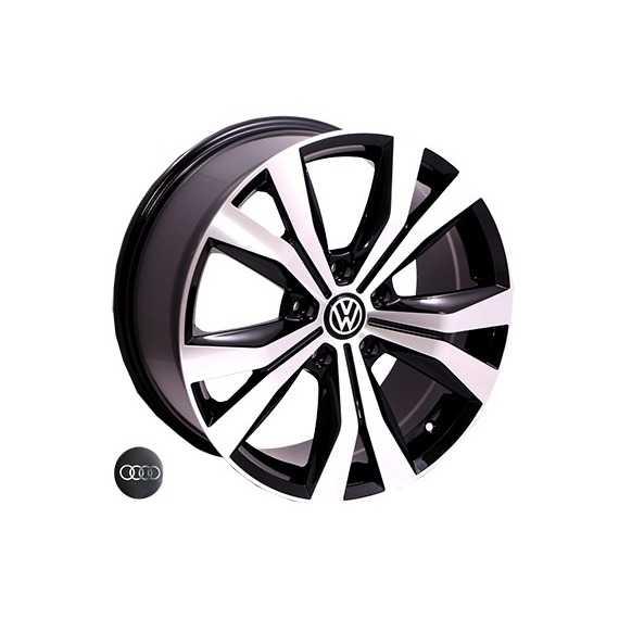 REPLICA VOLKSWAGEN BK526 BP - Интернет-магазин шин и дисков с доставкой по Украине GreenShina.com.ua