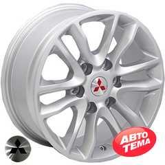 Купить ZW D017 S R17 W7.5 PCD6x139.7 ET35 DIA67.1