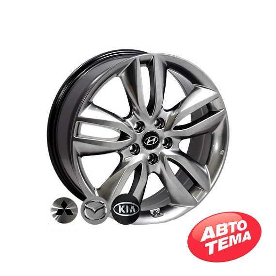 Купить ZW BK5002 HB R19 W7.5 PCD5x114.3 ET49.5 DIA67.1