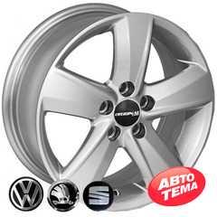 Купить ZF SSL445 S R15 W6 PCD5x100 ET38 DIA57.1