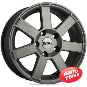 Купить DISLA Hornet 501 GM R15 W6.5 PCD5x100 ET35 DIA57.1