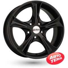 Купить DISLA Luxury 406 Black R14 W6 PCD4x108 ET37 DIA67.1