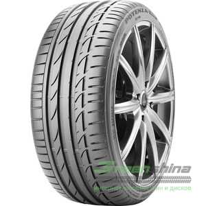 Купить Летняя шина BRIDGESTONE Potenza S001 245/40R18 97Y RUN FLAT