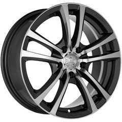 Купить RW (RACING WHEELS) H-346 GM/FP R15 W6.5 PCD5x105 ET39 DIA56.6