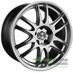 RW (RACING WHEELS) H-287 GM-F/P - Интернет-магазин шин и дисков с доставкой по Украине GreenShina.com.ua