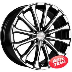 Купить RW (RACING WHEELS) H-461 BK-F/P R19 W8 PCD5x112 ET45 DIA66.6