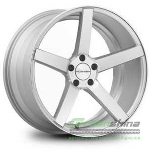 Купить VOSSEN CV3 MT SIL MF R20 W10 PCD5x112 ET45 HUB66.56