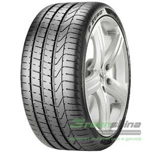 Купить Летняя шина PIRELLI P Zero 245/40R20 99Y Run Flat