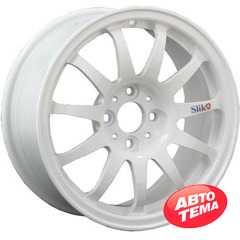 Купить SLIK L-187S W R15 W6.5 PCD4x114.3 ET42 DIA56.6