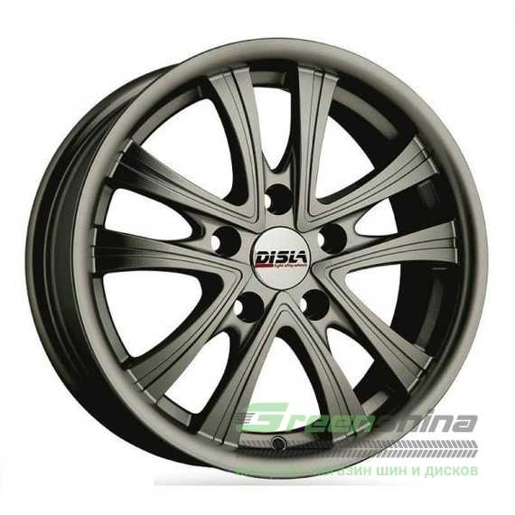 DISLA Evolution 608 GM - Интернет-магазин шин и дисков с доставкой по Украине GreenShina.com.ua