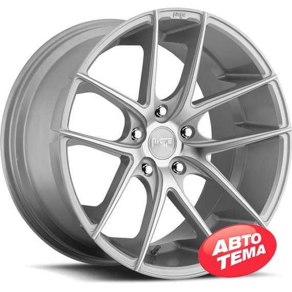 Niche Targa Silver - Интернет-магазин шин и дисков с доставкой по Украине GreenShina.com.ua