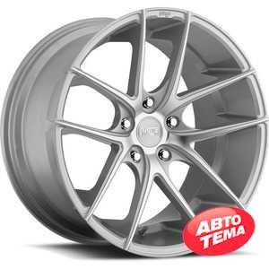 Купить Niche Targa Silver R20 W10 PCD5x112 ET40 HUB66.6