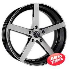 Купить REPLICA Volkswagen JT-1568 BM R20 W9 PCD5x130 ET40 DIA71.6