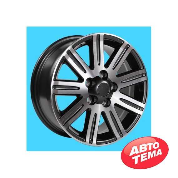REPLICA Toyota JH 2159 GMMF - Интернет-магазин шин и дисков с доставкой по Украине GreenShina.com.ua