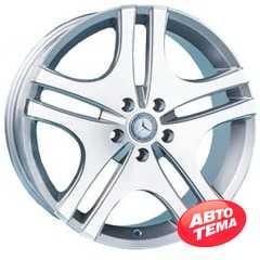 REPLICA Audi A-F033 GF - Интернет-магазин шин и дисков с доставкой по Украине GreenShina.com.ua