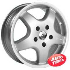 Купить REPLICA Volkswagen T5 JH 1247 Silver R16 W6 PCD5x120 ET50 DIA65.1