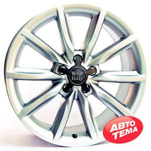 Купить WSP ITALY Allroad CANYON W550 Silver R17 W7.5 PCD5x112 ET37 DIA66.6